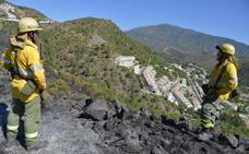 El riesgo de incendios forestales en Málaga se acentúa este año en las zonas con sequía