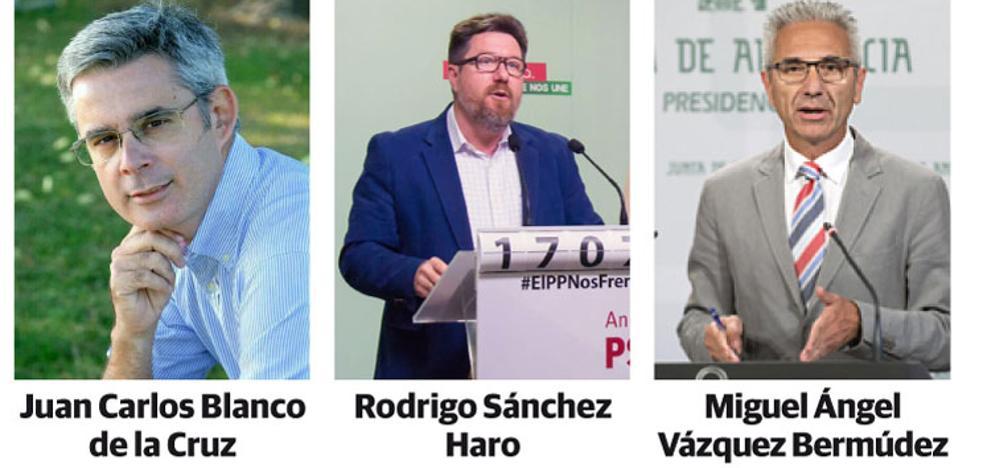 Susana Díaz mantiene su núcleo duro y renueva las áreas más controvertidas