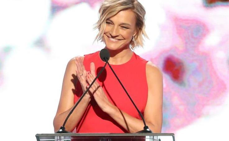Así fueron los premios Women in Film