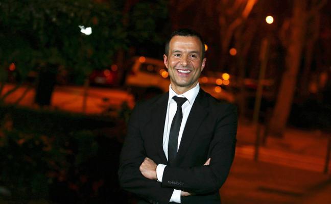 Jorge Mendes declarará como investigado por el presunto fraude de Falcao