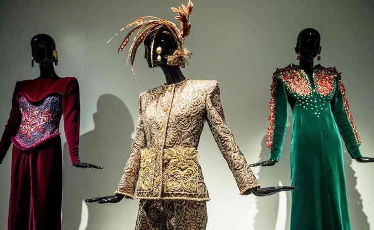 Givenchy: 40 años en la moda
