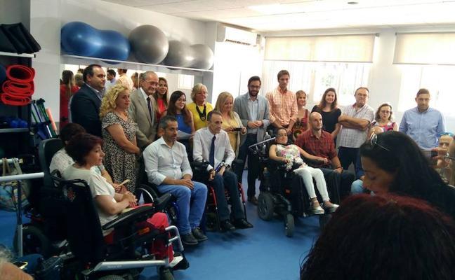 Aspaym Málaga inaugura su nueva sede en Teatinos