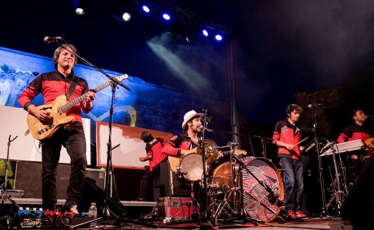 Las mejores fotos del concierto de Muchachito en Fuengirola