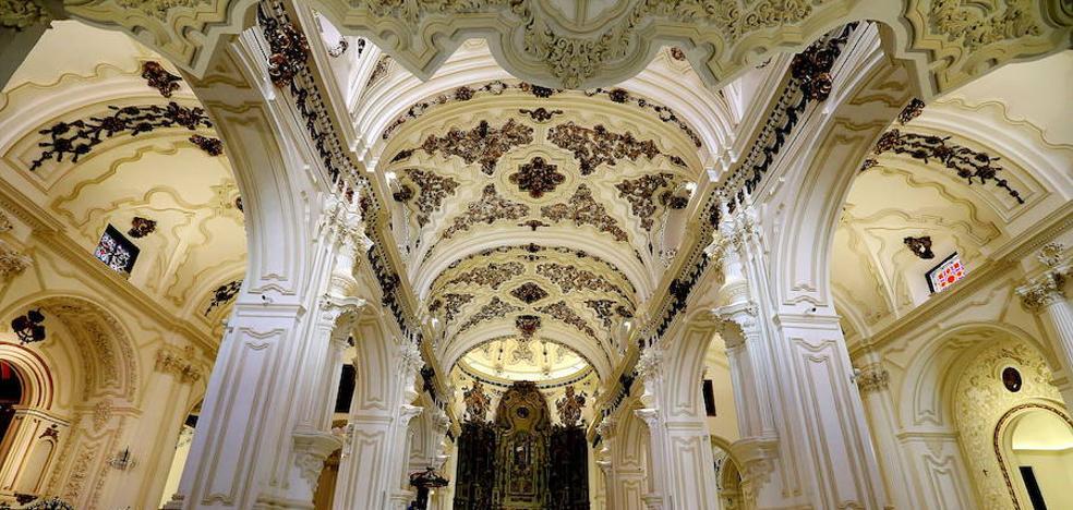 La iglesia de Santiago de Málaga volverá a abrir al culto el domingo 2 de julio