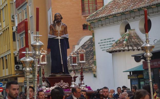 Vía crucis del Cristo del Santo Suplicio