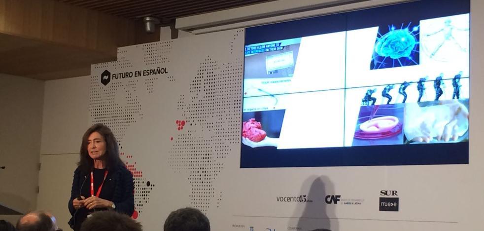 Isabel Aguilera, exdirectora de Google: «No temáis a la robotización. La digitalización crea nuevas oportunidades»
