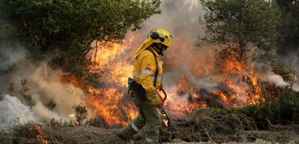 La Protección Civil lusa admite fallos en las comunicaciones el día del incendio
