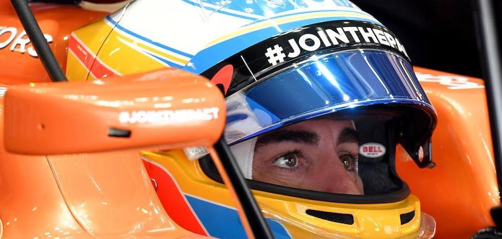 Alonso: «En condiciones normales, tendríamos que haber ganado»