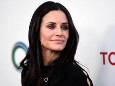 Courtney Cox se quita sus rellenos faciales