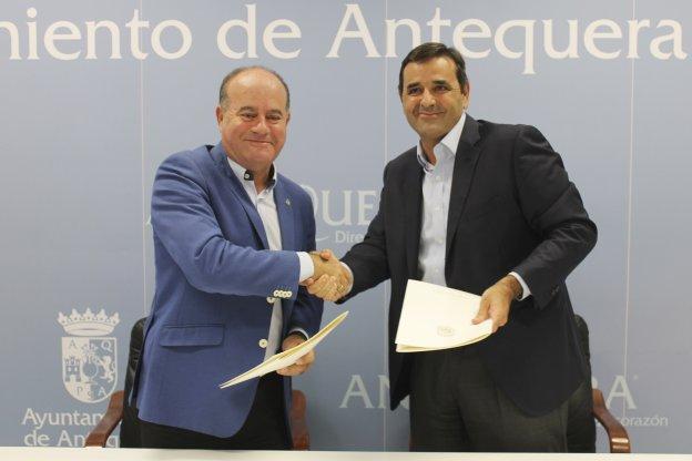 Antequera prepara la formación de los futuros trabajadores del Puerto Seco