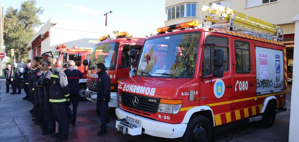El Ayuntamiento denuncia que bomberos de Málaga se están negando a cubrir emergencias cuando están fuera de servicio