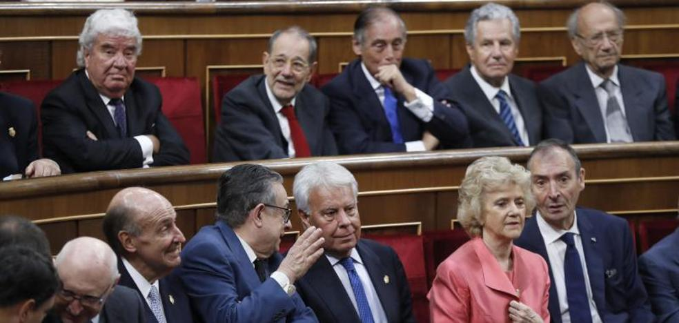 Los viejos rockeros vuelven al Congreso