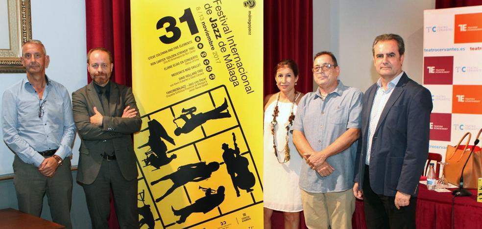 Guía de los conciertos del Festival de Jazz de Málaga 2017