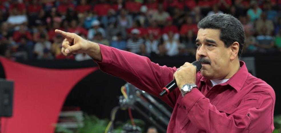 Maduro amenaza con hacer con las armas «lo que no se pudo con votos»