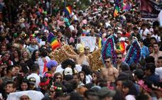 Huelga de metro en pleno WorldPride en Madrid