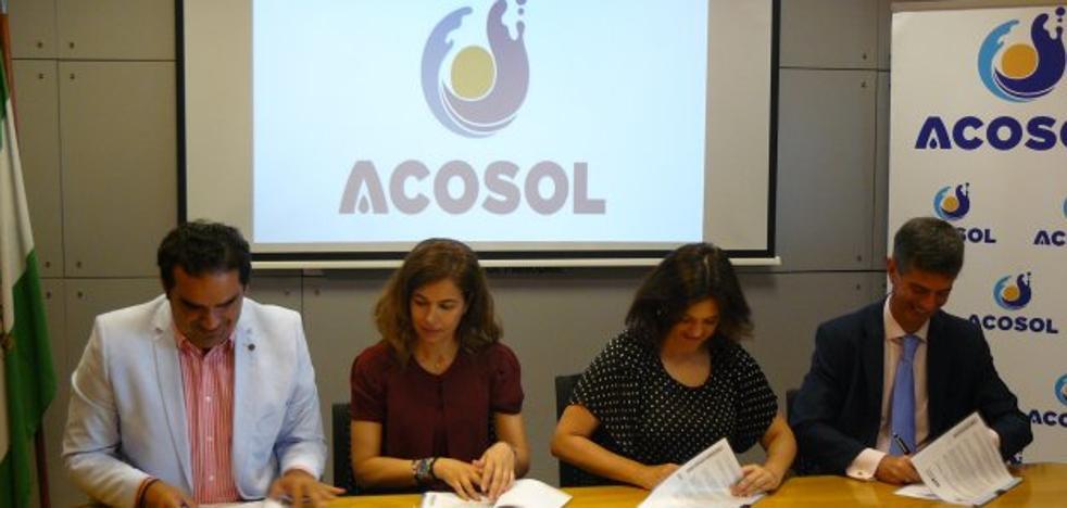 Acosol facilitará a la pequeña y mediana empresa el acceso a sus contratos