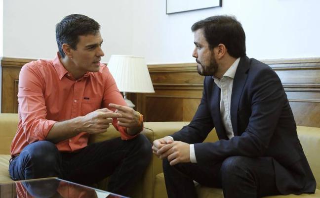 Sánchez se compromete con Unidos Podemos a facilitar la despenalización de la eutanasia