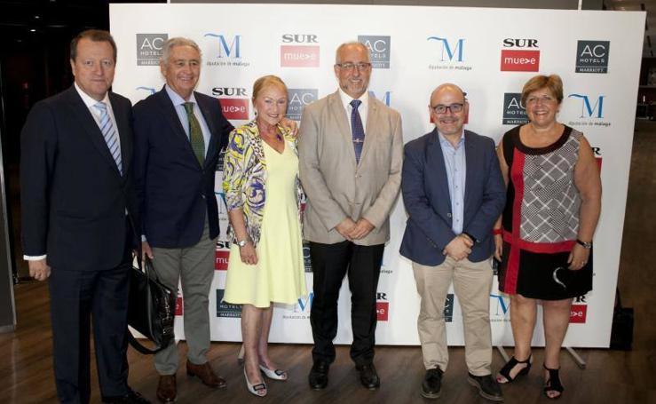 Los invitados al Foro Lidera del embajador británico en España