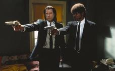'Pulp Fiction' vuelve a disparar en gran pantalla