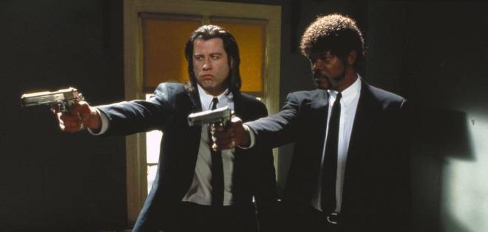 'Pulp Fiction' vuelve a disparar en gran pantalla