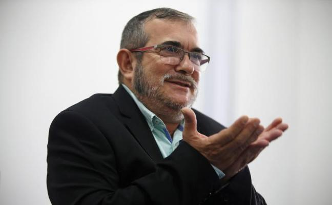 Hospitalizado por un accidente cerebral el líder de las FARC