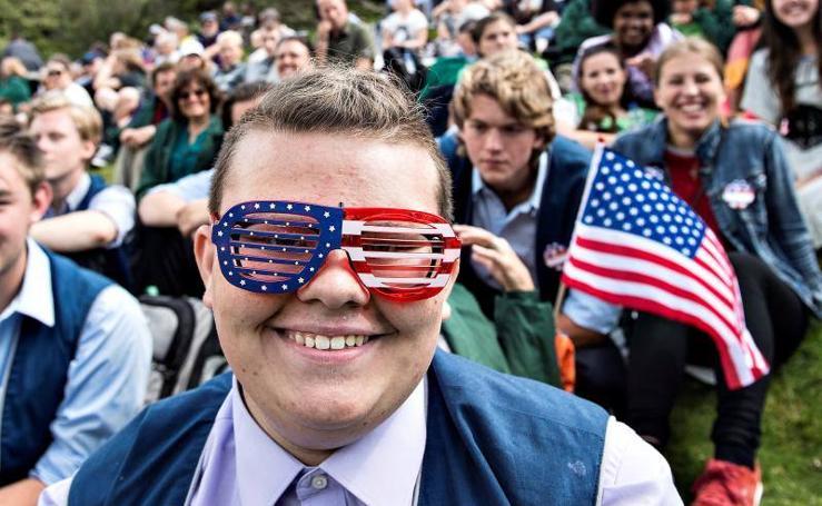 Desfile del Día de la Independencia de Estados Unidos