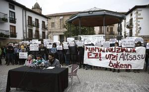 La Fiscalía pide hasta 62 años de prisión a los ocho procesados por las agresiones de Alsasua