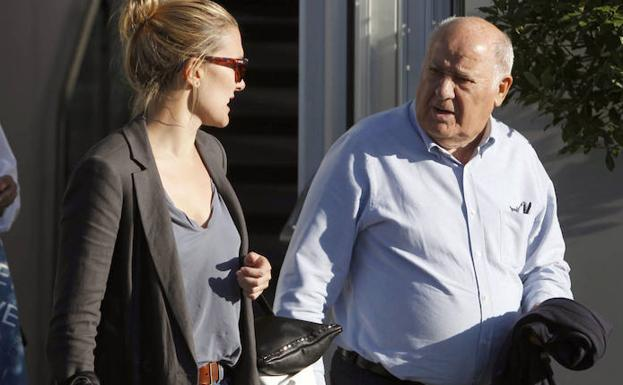ceo zara amancio ortega If the name means nothing to you it's no surprise while amancio ortega – the  founder of high-street giant zara – is believed to have a net worth.