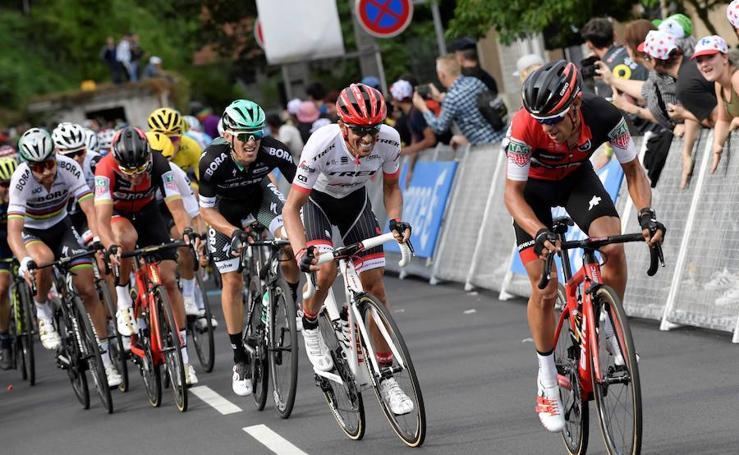 La tercera etapa del Tour de Francia, en imágenes