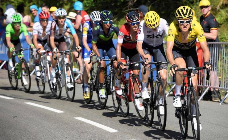 La quinta etapa del Tour de Francia