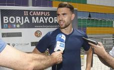 Borja Mayoral: «Mi sueño es triunfar en el Real Madrid»