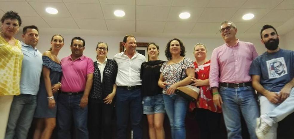 El socialista Miguel Asencio logra la alcaldía de Humilladero y mantiene el pacto con el PP
