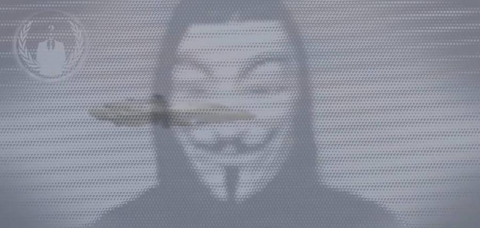 Anonymous, la NASA y los extraterrestres, ingredientes para un bulo de ciencia ficción