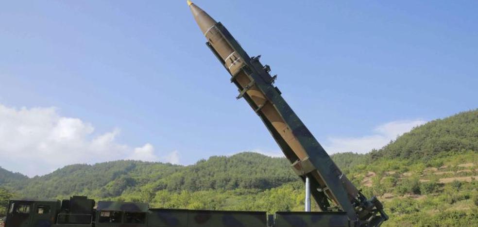 Pyongyang tacha de «provocación» el envío a Corea de dos bombarderos de EE UU
