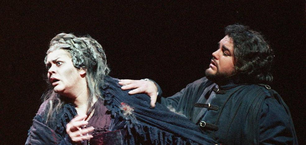 El Liceu retransmite 'Il trovatore' en la Colección del Museo Ruso de Málaga