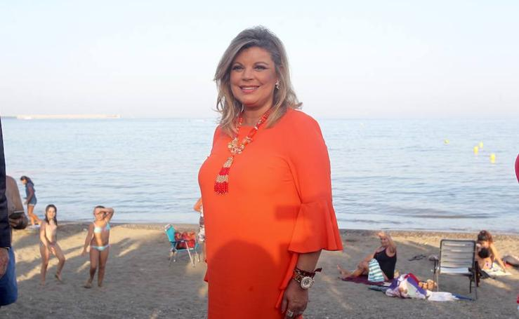 Terelu Campos, premio Marengo de Oro