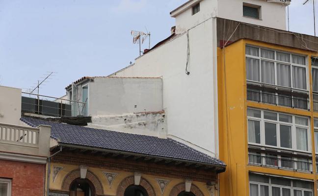Urbanismo admite su impotencia respecto a la obra ilegal que detectó hace 11 años