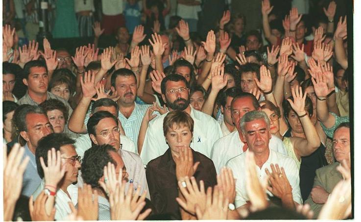 Así vivió Málaga el asesinato de Miguel Ángel Blanco