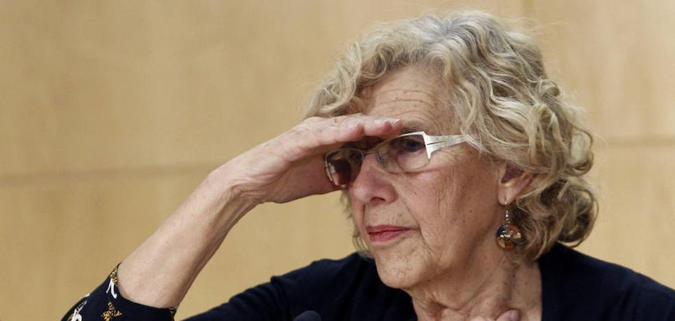Carmena rectifica y sí pondrá una pancarta en memoria de Miguel Ángel Blanco