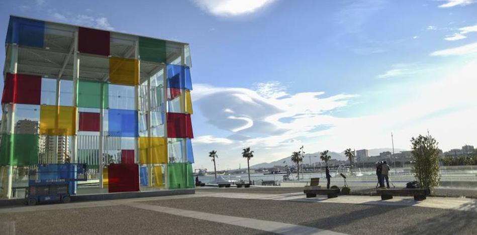Málaga compra el icono del Pompidou
