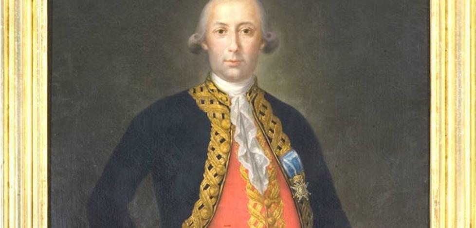 El Congreso pedirá que Bernardo de Gálvez tenga un retrato en una de sus salas