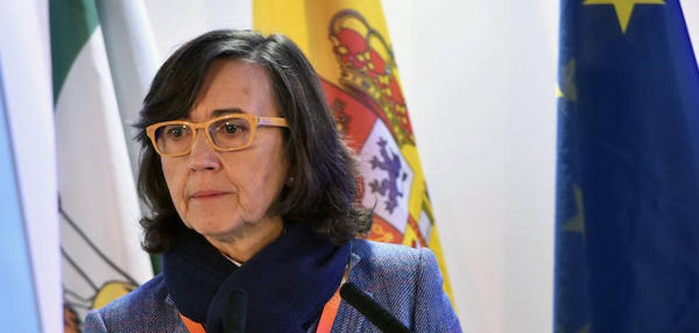 La consejera de Justicia critica que las cláusulas suelo se gestionen en un solo juzgado