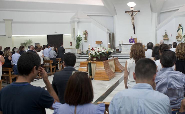 Último adiós a Joaquín Marín Alarcón