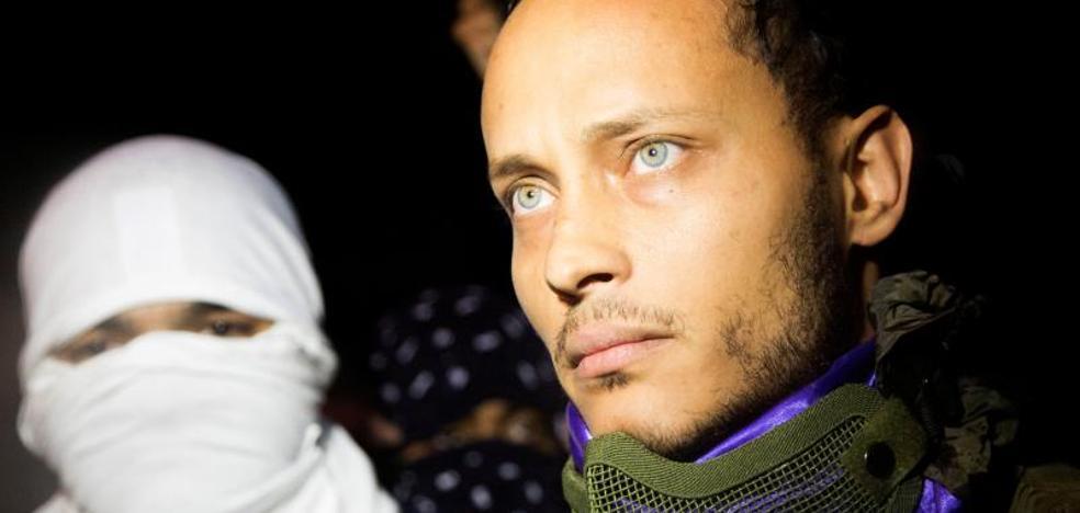 Aparece en una concentración el piloto del helicóptero que atacó el Supremo venezolano