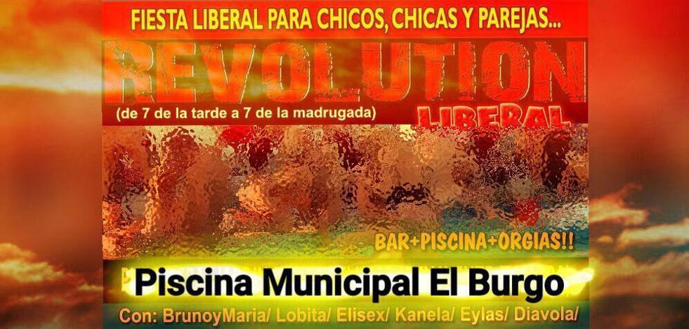 El bulo que sacude El Burgo: la orgía en la piscina municipal