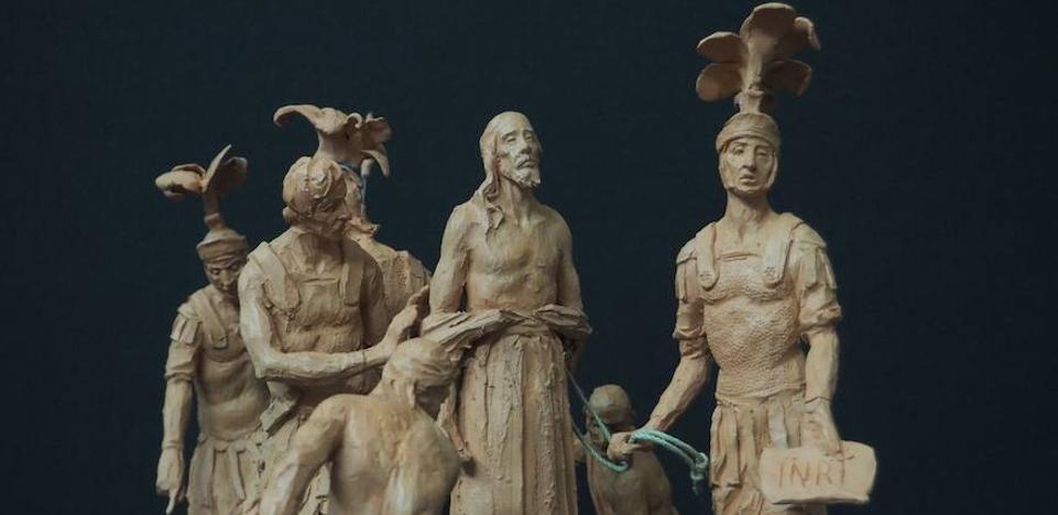 La Cofradía de Zamarrilla aprueba la realización de un grupo escultórico para el Cristo del Santo Suplicio