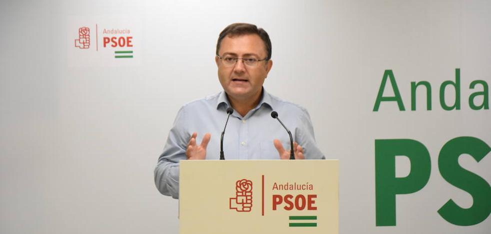 El PSOE pide al PP que «haga gala de apellido andaluz» en el recurso a las 35 horas