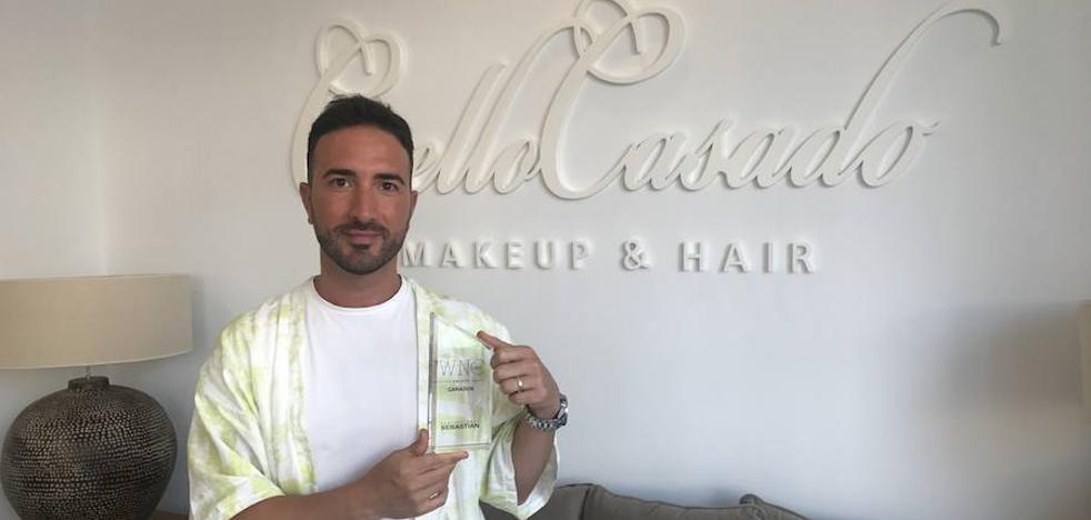 Un peluquero de Fuengirola gana un premio nacional de talentos