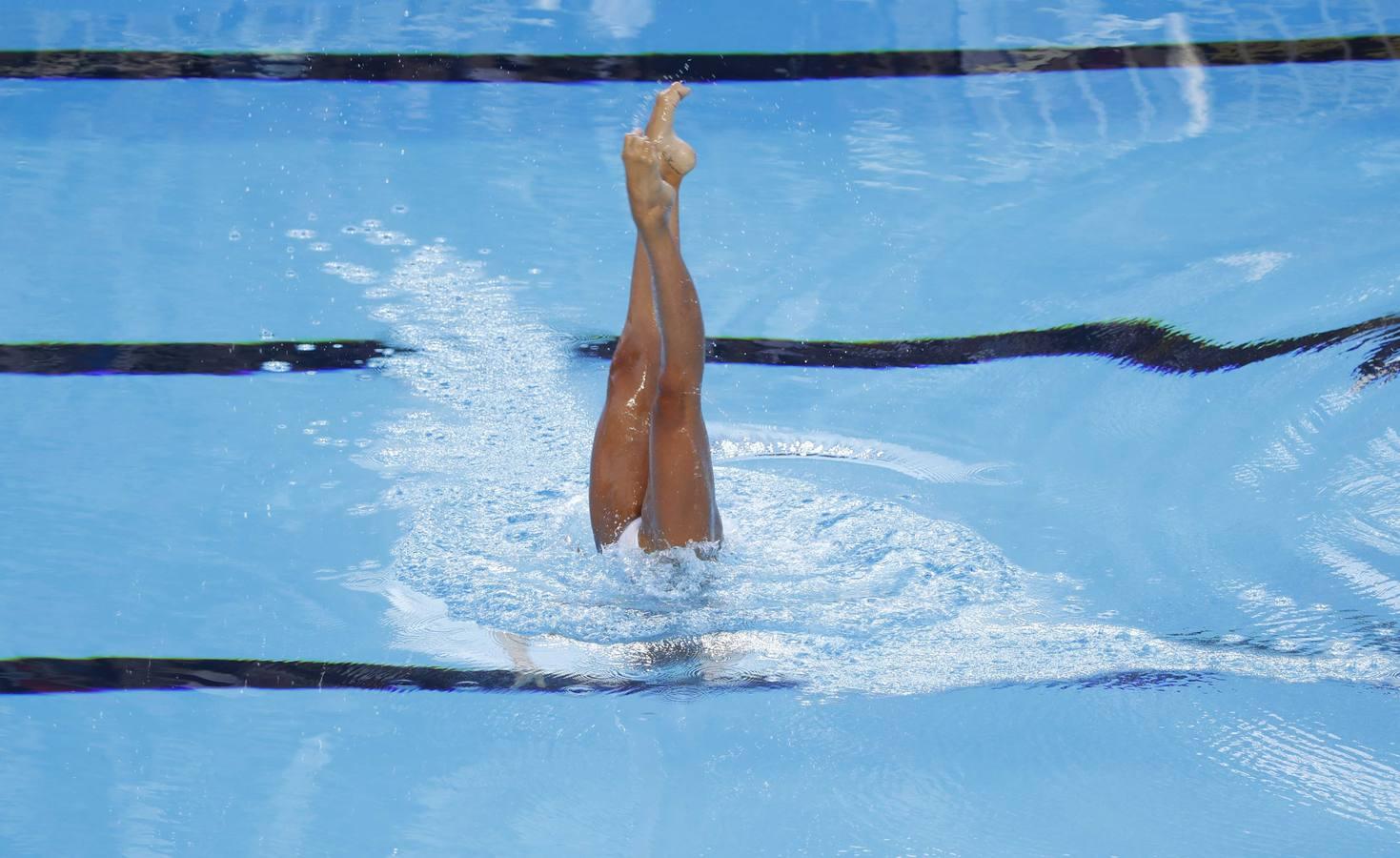 El Mundial de natación de Budapest en imágenes