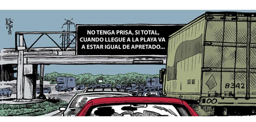 La viñeta de Idígoras (17/07/2017)